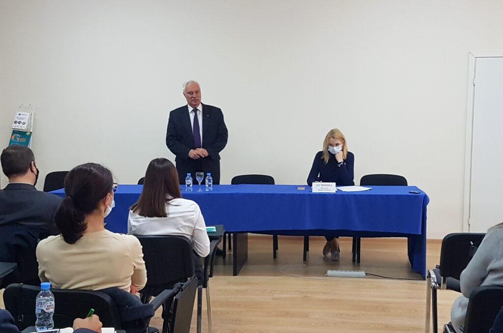 Семинар, Борис Лысич